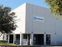 Headquarters moved to Texas