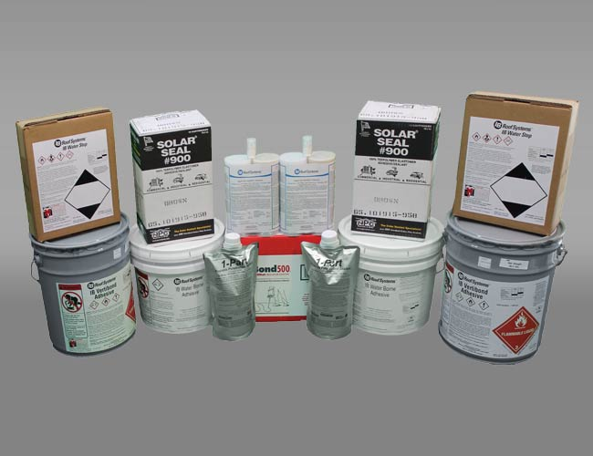 Adhesives, Sealants and Caulks