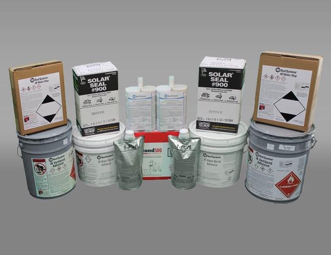 Adhesives, Sealants and Caulks