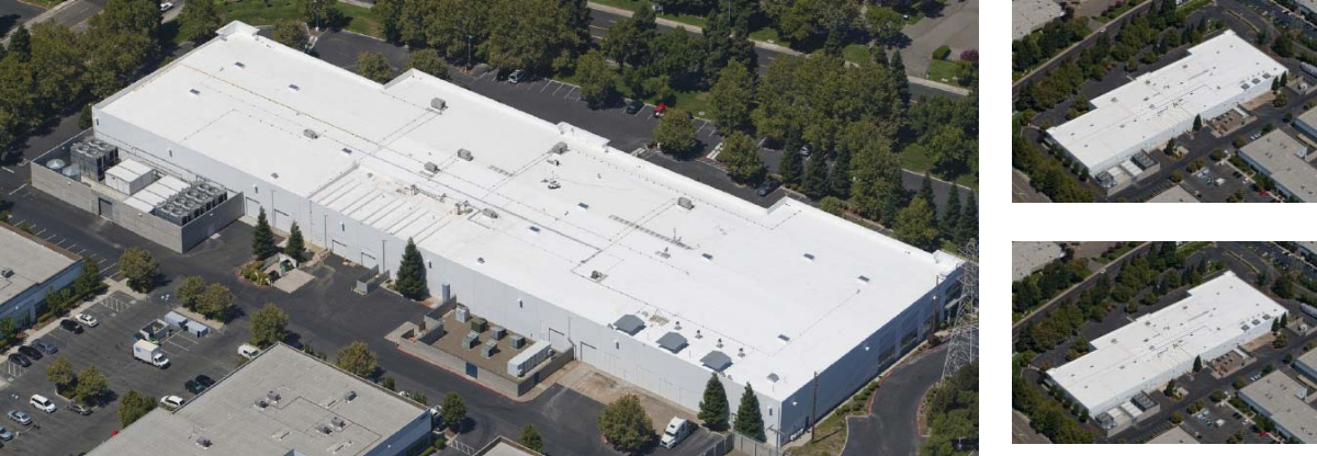 IB's White Membrane - Herakles Data Center