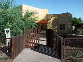 Boynce Residence-Phoenix, Arizona-Membrane Roofing