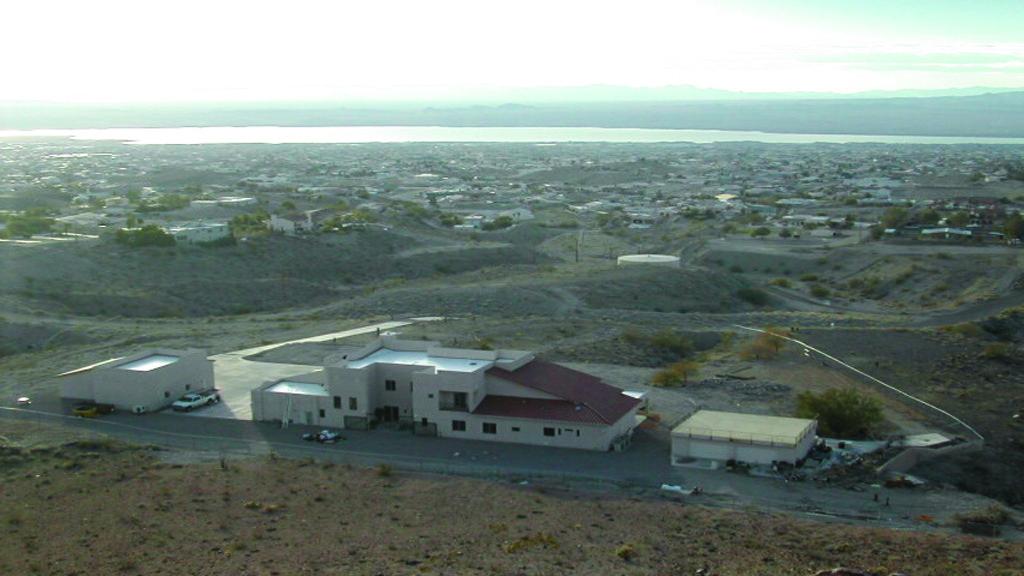 Lake Havasu city - IB White Membrane Roof Installation