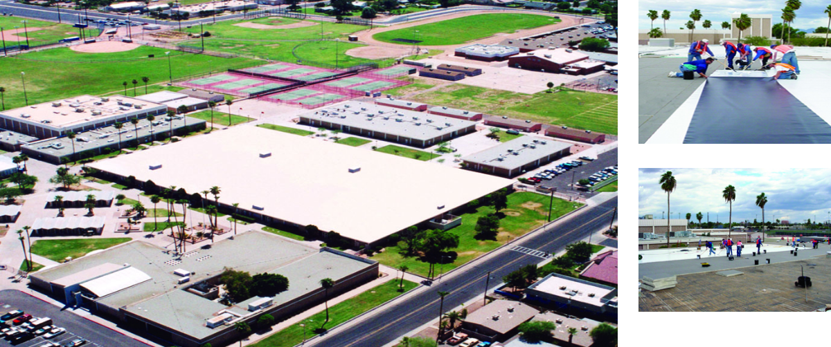 Mesa School District - IB Membrane Roofing