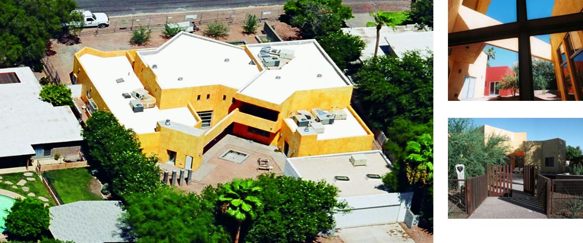 IB Roof membrane-Boyce Residence-Phoenix, Arizona