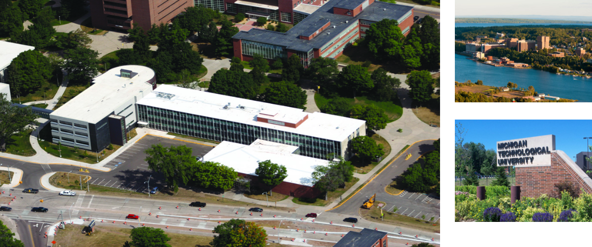 Roofing for Michigan Technological University